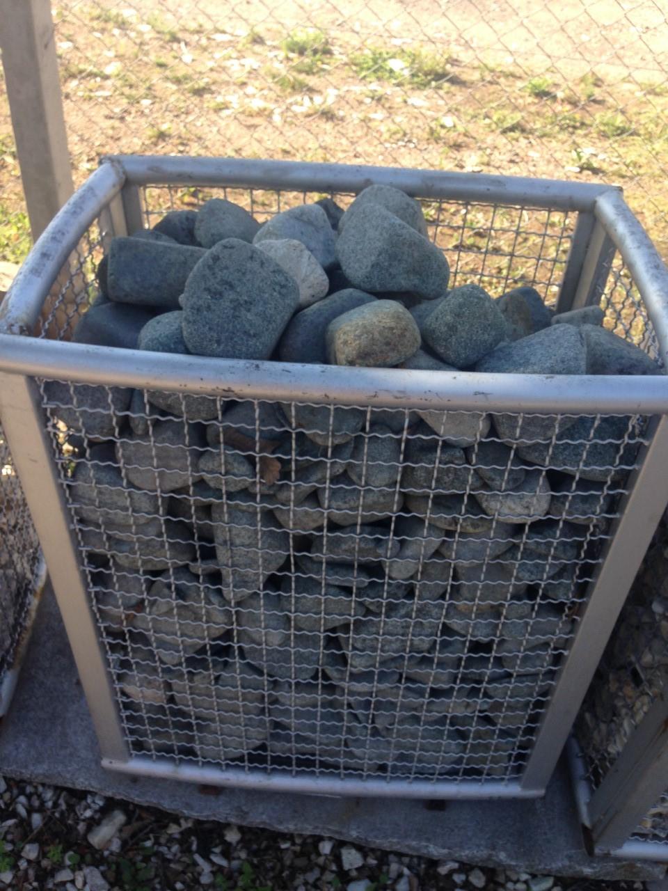 Tamboreado para jardin piedras col n srl venta de for Piedras decorativas jardin precio
